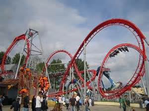 The Going To Bed Book The New Ride G Force Awesome Picture Of Drayton Manor
