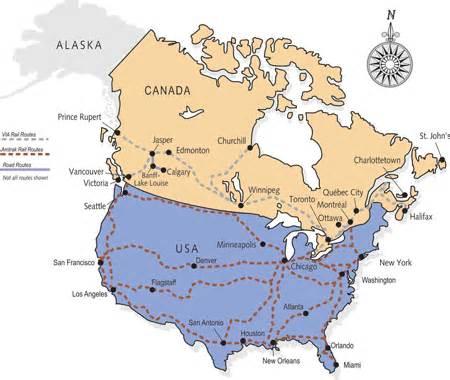Informacion Mapas Ferroviarios O General