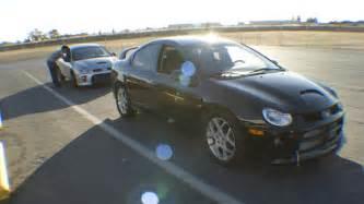 2005 Dodge Neon Srt4 0 60 2005 Dodge Neon Srt 4 Acr 1 4 Mile Drag Racing Timeslip