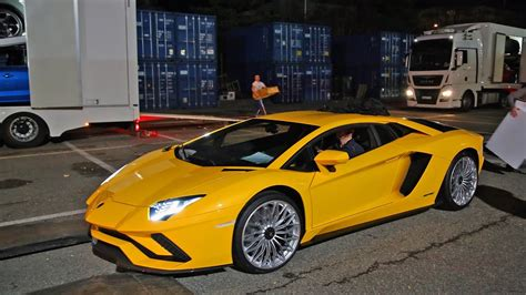 Lamborghini Youtube by Lamborghini Aventador S Youtube