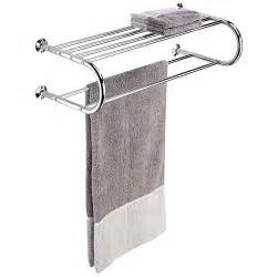 neu home shelf with towel rack walmart