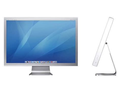 apple monitor apple cinema 30 quot