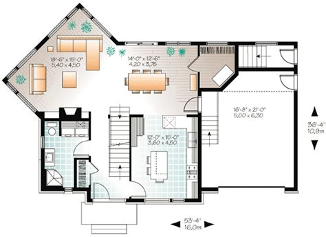 House Plans In Law Suite House Plan With Bachelor Apartment 22386dr 2nd Floor