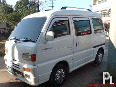 vans design philippines suzuki multicab van in philippines car interior design
