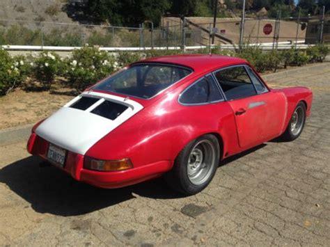 porsche 912 race car for sale find used 1967 porsche 912 911 outlaw vintage race car
