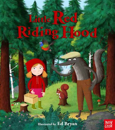 little red riding hood english fairy tale for kids youtube fairy tales little red riding hood nosy crow
