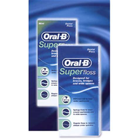 oral  super floss