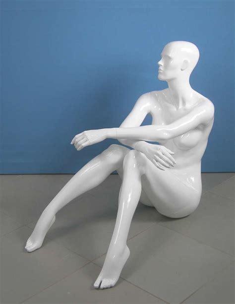 manichino seduto 675 seduto manichino donna stilizzato 025 omega 18 bi