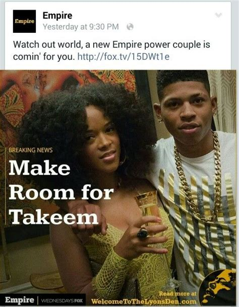 33 best images about hakeem lyon empire on fox on 17 best images about hakeem lyon empire on