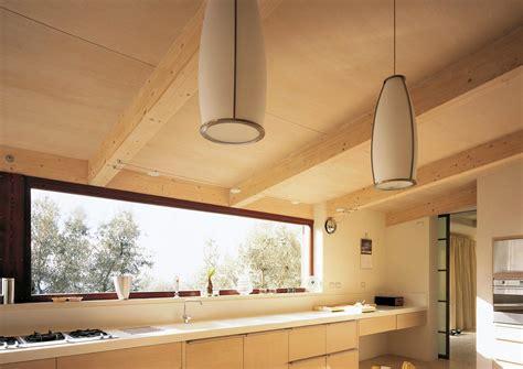 interno in legno casa a due piani assisi umbria costantini sistema legno