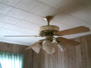 some fans at my aunts new house vintage ceiling fans