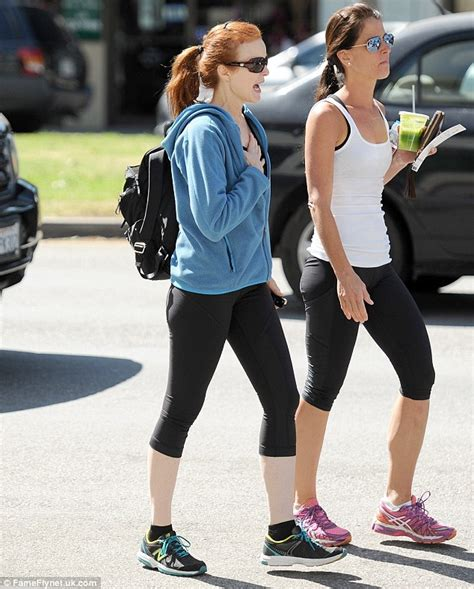 Marcia Cross Diet And Workout by Marcia Cross Spotted An Enthusiastic Chat With A