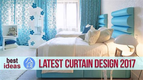 latest curtain designs  amazing stylish bedroom