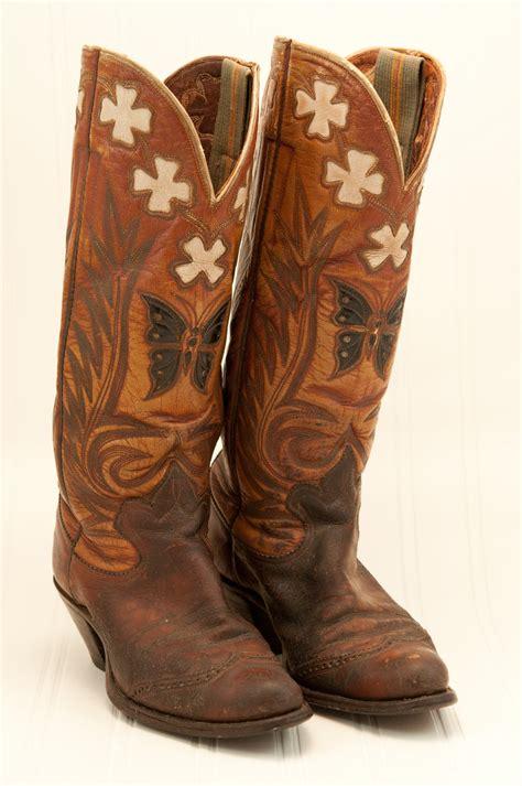 vintage boots fabulous vintage cowboy boots