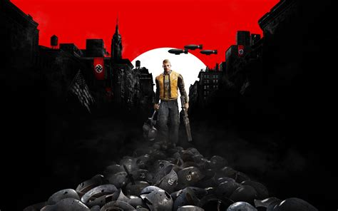 Home Design Game Rules by Wolfenstein 2 The New Colossus Wallpapers Full Hd Pictures