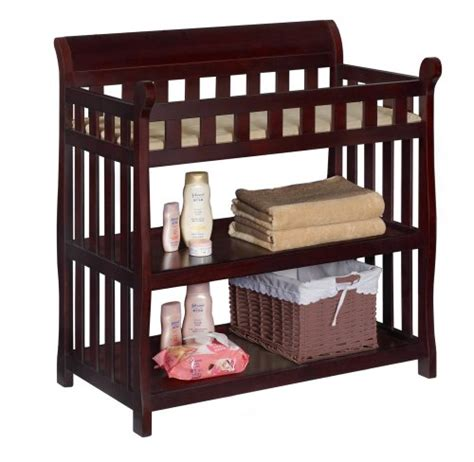 Changing Table Price Delta Children Eclipse Changing Table Espresso Cherry In The Uae See Prices Reviews And Buy