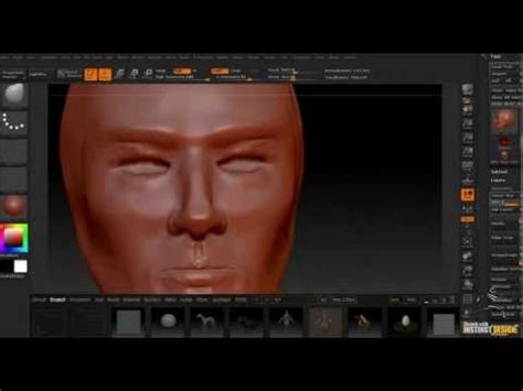 zbrush watch tutorial 30 best zbrush tutorials and training videos for beginners