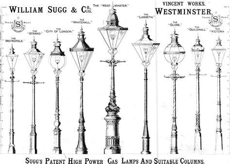 cast iron lighting columns columns brackets william sugg co