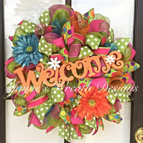 1110 best spring and summer wreaths images on pinterest spring 80 best all things spring and summer images on pinterest