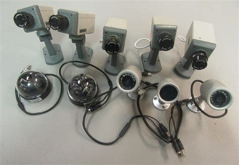 ccd security ccd security surveillance system 10 dome dummy