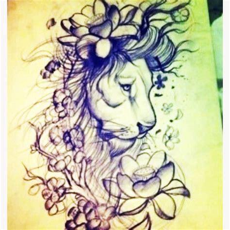 girly lion tattoos beautiful girly finley tattoos sleeve tattoos