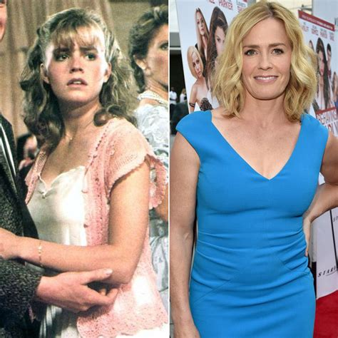 elisabeth shue now and then elisabeth shue in the karate kid then now the stars