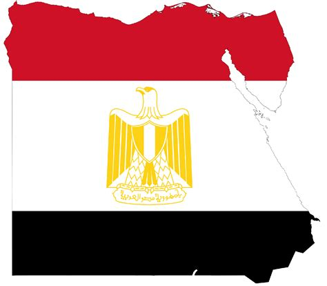 flags of the world egypt egypt map political egypt map outline blank
