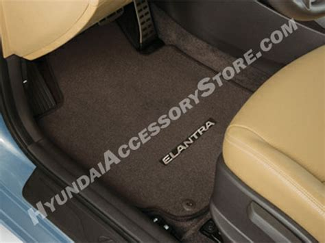 2008 Hyundai Elantra Floor Mats by Hyundai Elantra Carpeted Floor