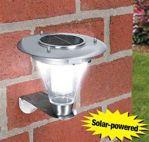 solar powered porch light solar light wall outdoor solar powered light hardware