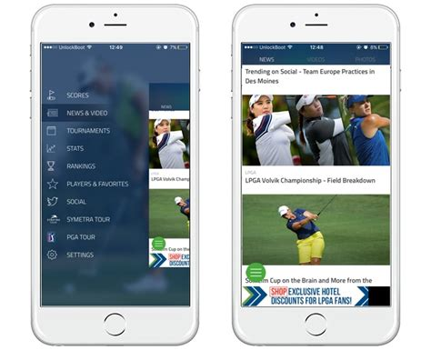 best golf app best golf apps for iphone and apple watch 2018