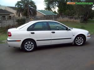 Volvo S40 Used Cars For Sale In South Africa 2002 Volvo S40 2 0 Used Car For Sale In Pietermaritzburg