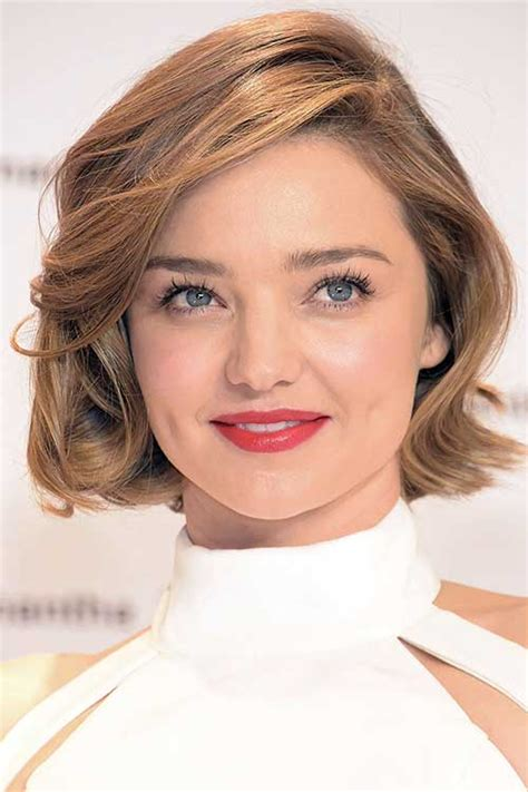 what to wear with a bob haircut 25 best celebrity bob hairstyles short hairstyles 2017