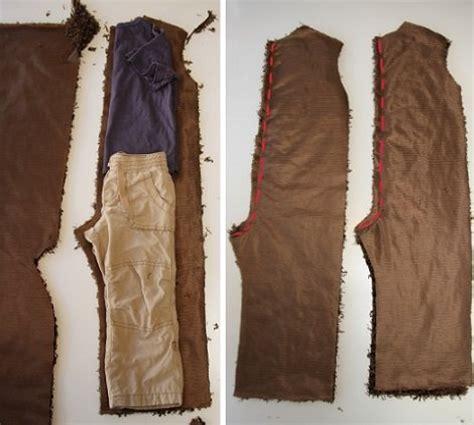 como hacer un disfraz de como hacer un disfraz de lobo casero imagui