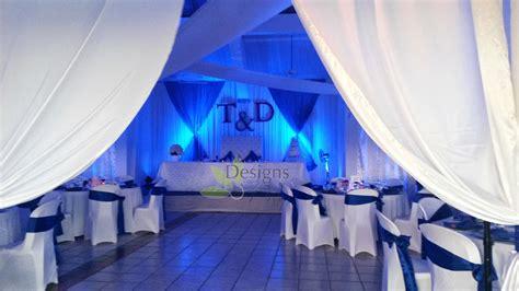royal design cafe jönköping elegant royal blue wedding at the caymanas golf country