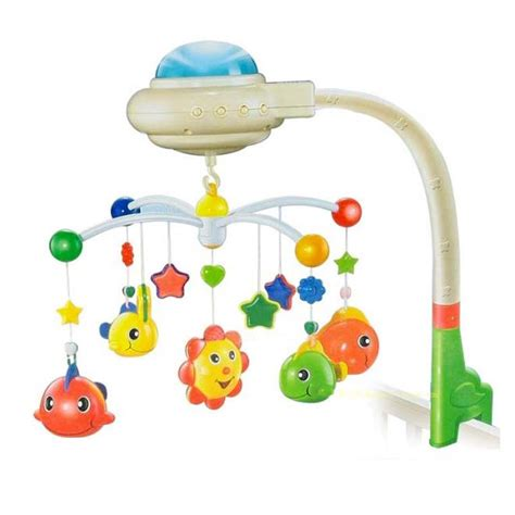 Mainan Gantungan Bayi Musical Mobile Lovely Baby Toys No D017 popular mobile baby buy cheap mobile baby lots