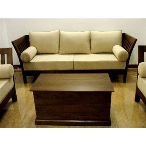 sofa set made of wood wood sofa set price image for wooden sofa set with price