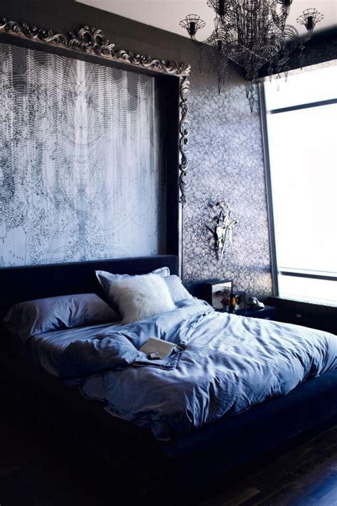 chambre gothique d 233 coration d un loft avec un style gothique glam
