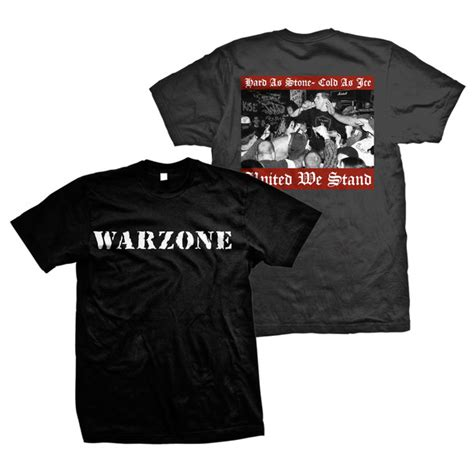 warzone live t shirt victory merch
