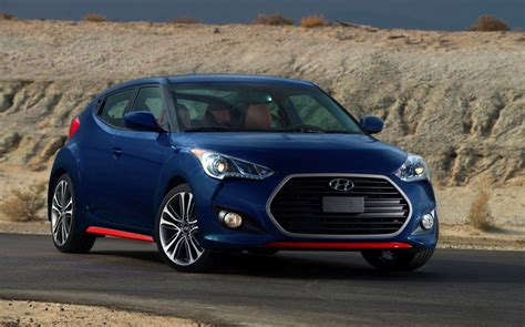 hyundai veloster 2016 hyundai veloster revealed sr turbo gets dual clutch