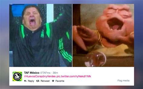 mexico memes world cup huevos coraz 243 n y verdes memes el piojo hashtag is