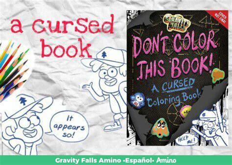 libro how to fall in a cursed book nuevo libro gravity falls amino espa 241 ol amino