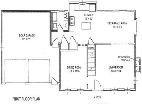 detached garage floor plans house with attached garage plans house with detached garage house plans with attached garage
