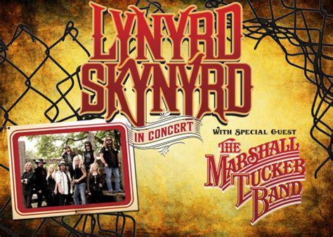 lynyrd skynyrd museum lynyrd skynyrd with the marshall tucker band bethel
