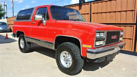 gmc jimmy 1989 1989 gmc jimmy t102 dallas 2016
