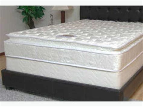 The Plaza Mattress by Brand New Pillow Top Mattress Boxspring Set Sale