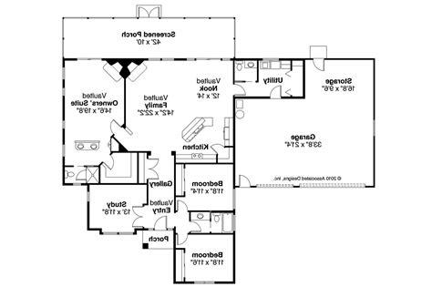 Southwest Floor Plans by Southwest House Plans Medina 10 188 Associated Designs