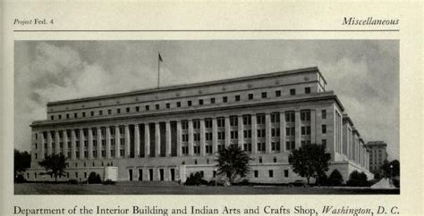 Of The Department Of Interior by Department Of The Interior Building Washington Dc