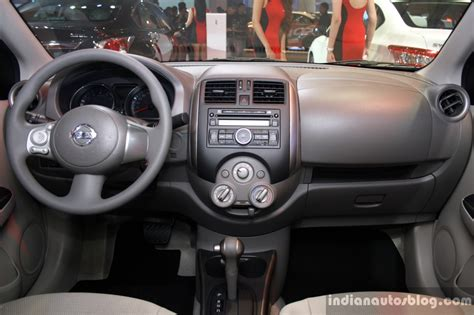 Nissan Almera 2013 Interior by Nissan Almera Interior At The Philippines