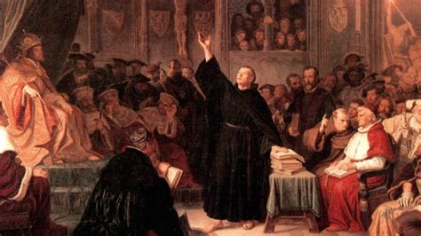 the reformation history