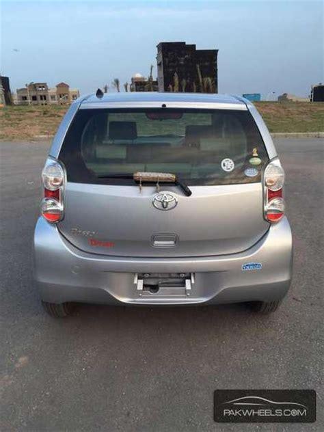 Toyota Hana Toyota Passo Hana 1 0 2012 For Sale In Rawalpindi